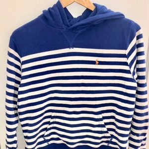 Polo Ralph Lauren Striped Hooded Sweatshirt